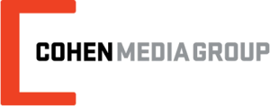 Cohen Media Group logo 2012