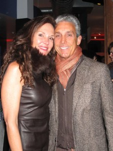 Academy Award nominated Producer Charles and his wife at the Opening Night Gala - Photo by Cutty McGill
