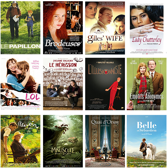 12 Films for the Holidays!