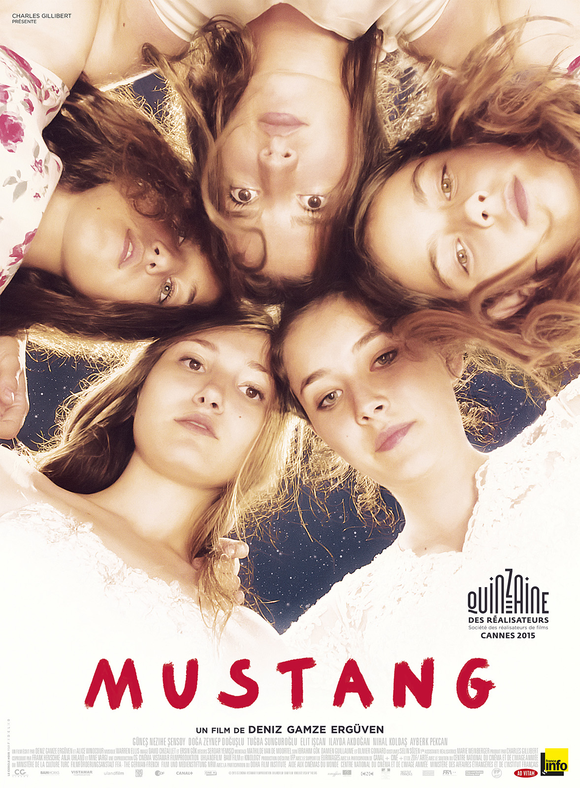 Mustang will represent France at the Oscars!