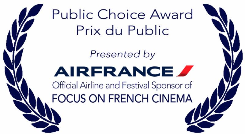 AIR FRANCE Public Choice Award – Prix du Public