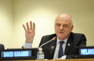 17 - ...Special Advisor to the Secretary General David Nabarro - Photo by Stéphane Kossmann