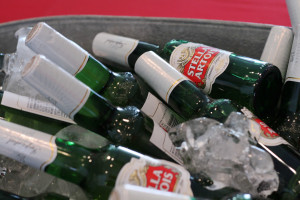 48.5 - Belgian beer Stella Artois - Photo by Eve Comperiati