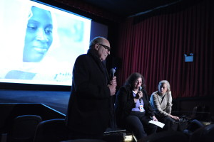 63 - A moving and insightful Q&A with Drs. Claude Rosenthal and Alison Estabrook followed by the screening of The Man Who Mends Women (L'Homme qui répare les femmes) - Photo by Stéphane Kossmann