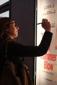 65.6 - Director Alix Delaporte - The Last Hammer Blow (Le Dernier coup de marteau) - Photo by Eve Comperiati