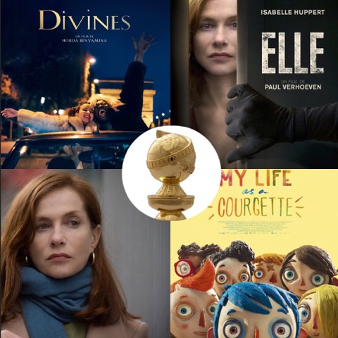 Golden Globes 2017: Francophone Nominations