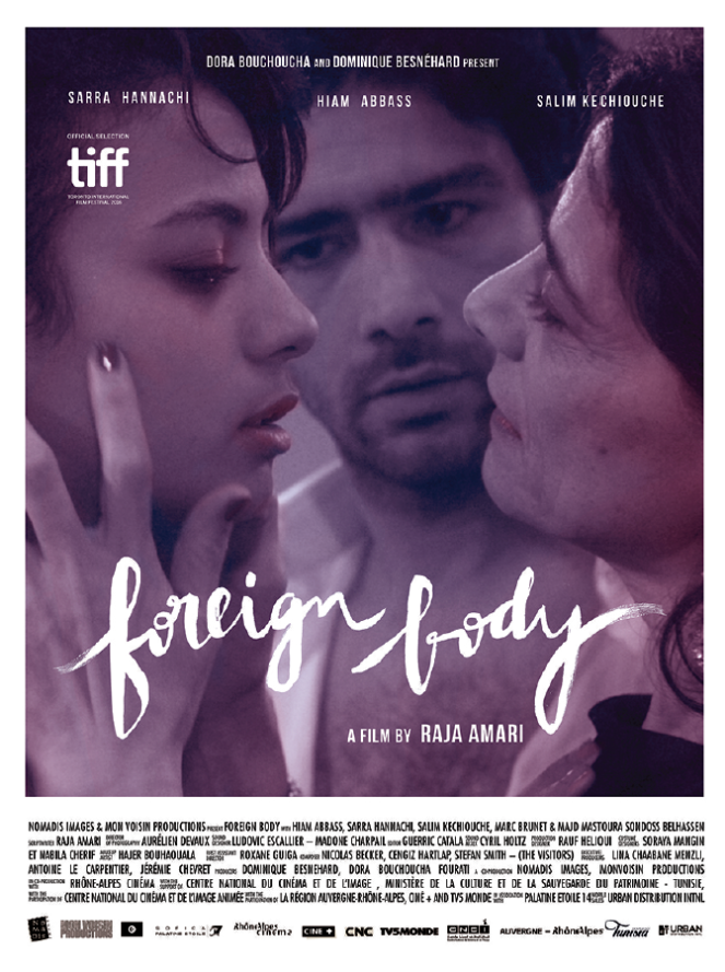 Foreign Body poster
