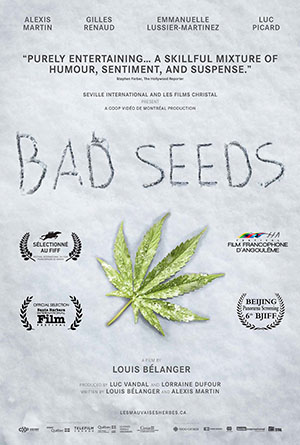 bad seeds featured images