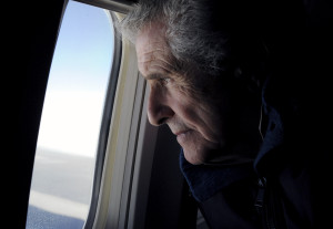 All aboard! The festival is about to begin, Claude Lelouch is crossing the Atlantic to attend Focus on French Cinema 2017 (credit - Stephane Kossmann)