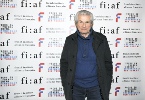 Tuesday, at the French Institute Alliance Française (FIAF) North American Premiere of the restored version of A Man and a Woman (un homme et une femme) (credit - Stephane Kossmann)