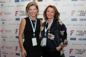 Day 1- Opening Night Gala Ann Kern and Catherine de Lobtinière © Serendipity